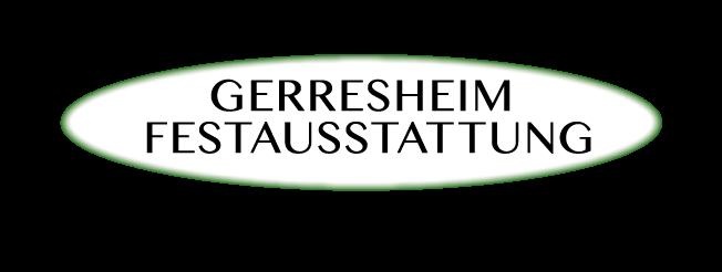 Gerresheim Festausstattung